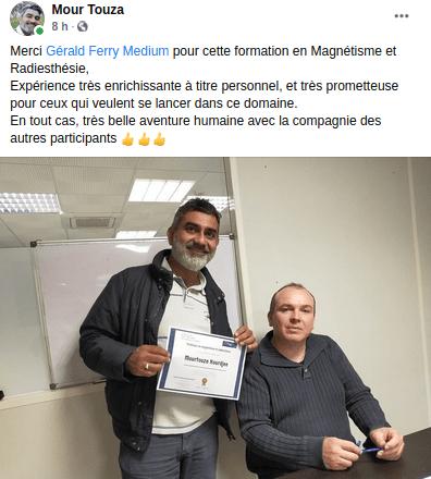 temoignage facebook mourtouza