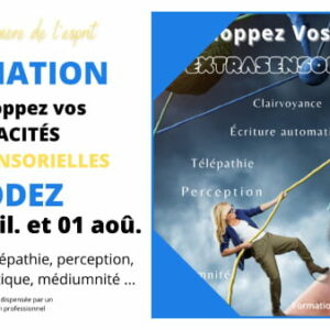 formation extrasensorielle rodez 31 juil- 01 aou 2021