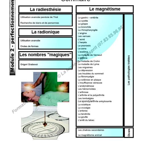 sommaire book niveau 2