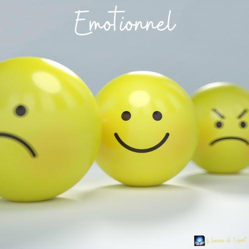 Émotionnel dans la formation en médiumnité