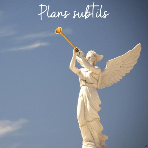 Plans subtils dans la formation médiumnité